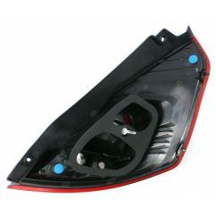 Ford Fiesta Mk7 Headlight Wiring Diagram Traxxas Revo 2 5 Parts Hatchback 9 2012 Gt Rear Tail Lights Lamps
