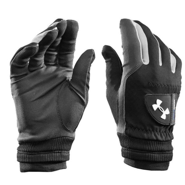 Under Armour 2017 Cold Gear Thermal Mens Golf Gloves Pair