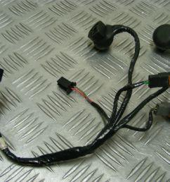 kawasaki zx12r zx12 r ninja b6f 2006 front headlight wiring loom 302 [ 1800 x 1350 Pixel ]