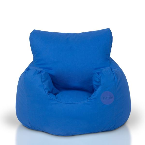 100 Cotton Beanbag Bean Bag With Filling Childrens Chair Seat Bedroom Play Room