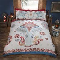 Indian Style Elephant Quilt Duvet Cover & Pillowcase ...