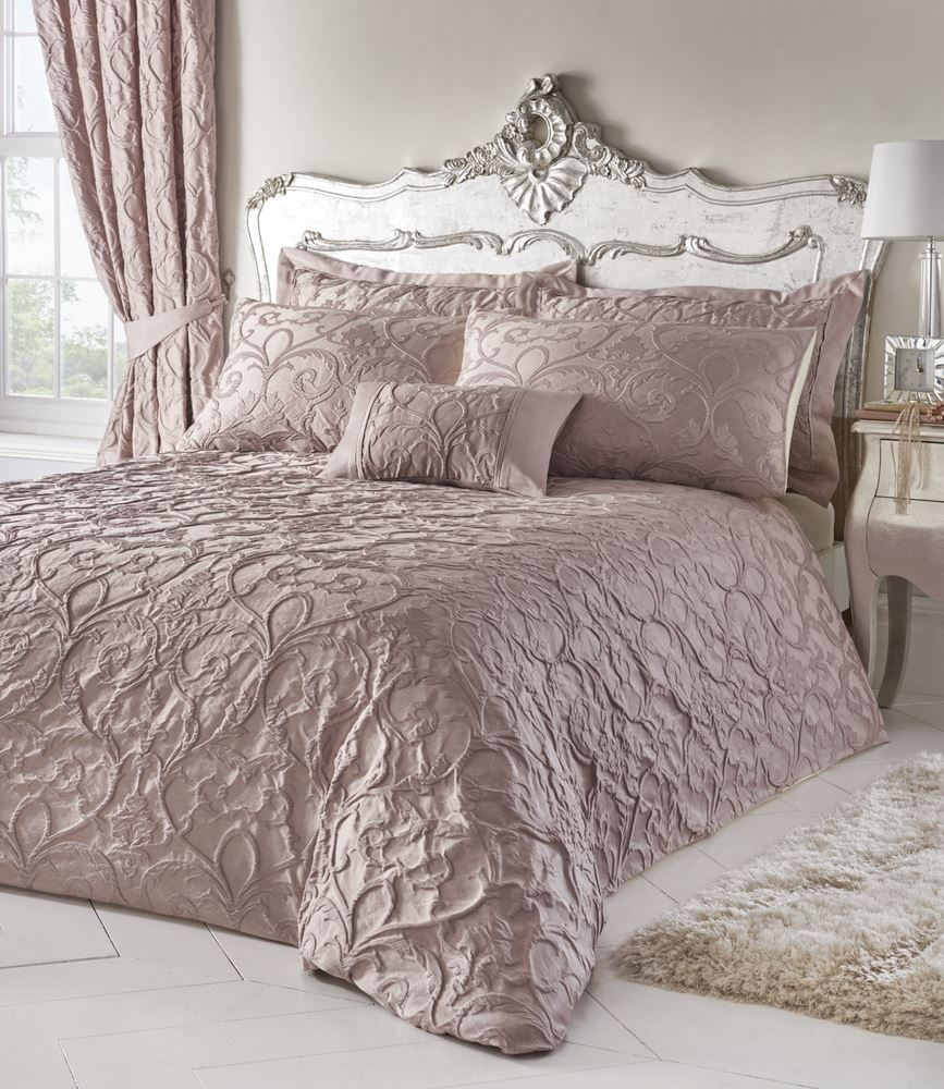 Damask Duvet Cover Bedding Bed Set Or Accessories Woven