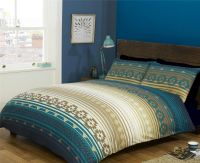 Indian Style Elephant Quilt Duvet Cover & Pillowcase ...