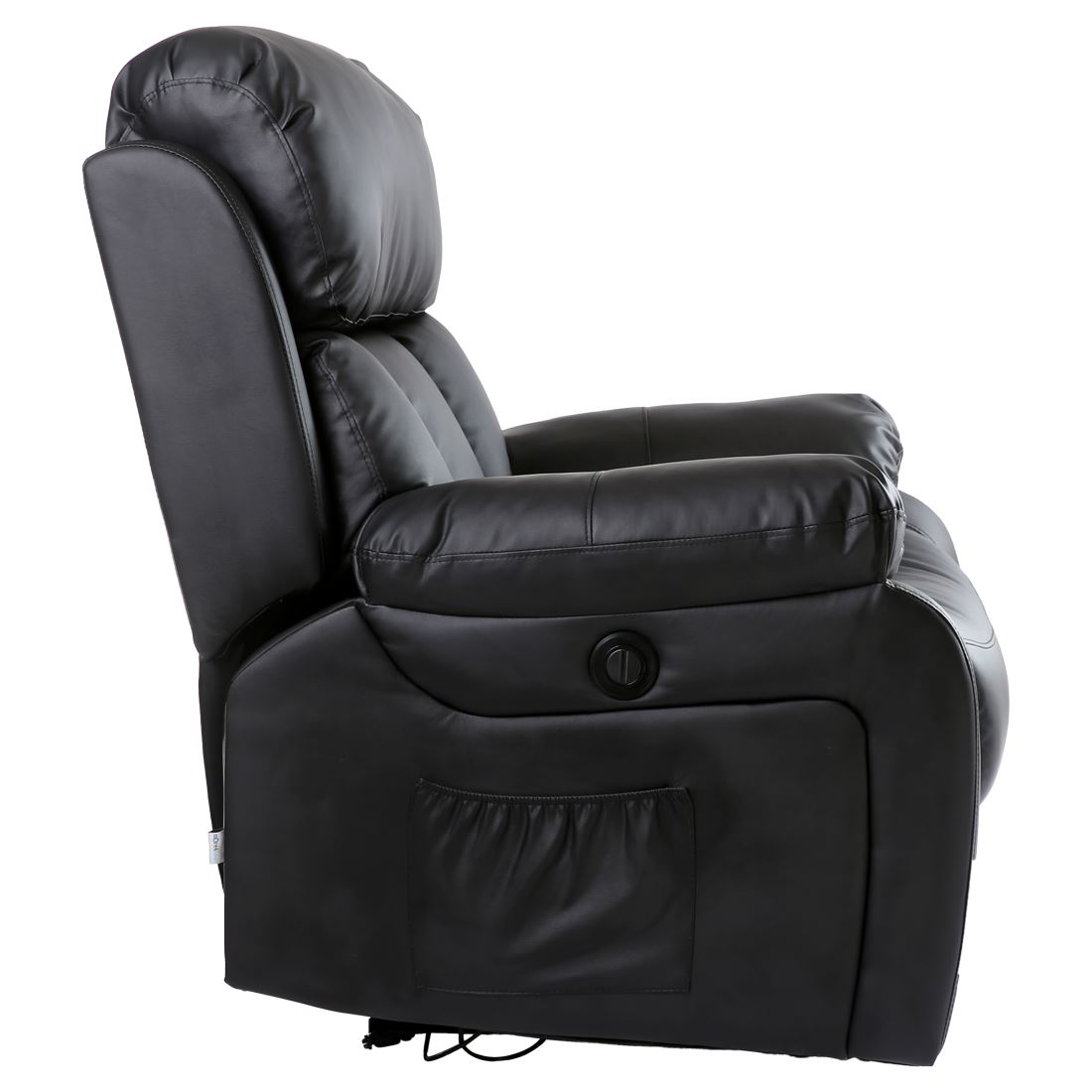 heated chair cover for recliner simply cool rigby accent and ottoman chester electric leather massage