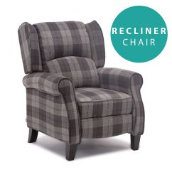 Recliner Chair Indiamart Vintage Barrel Chairs Reclinable Sofa Baci Living Room