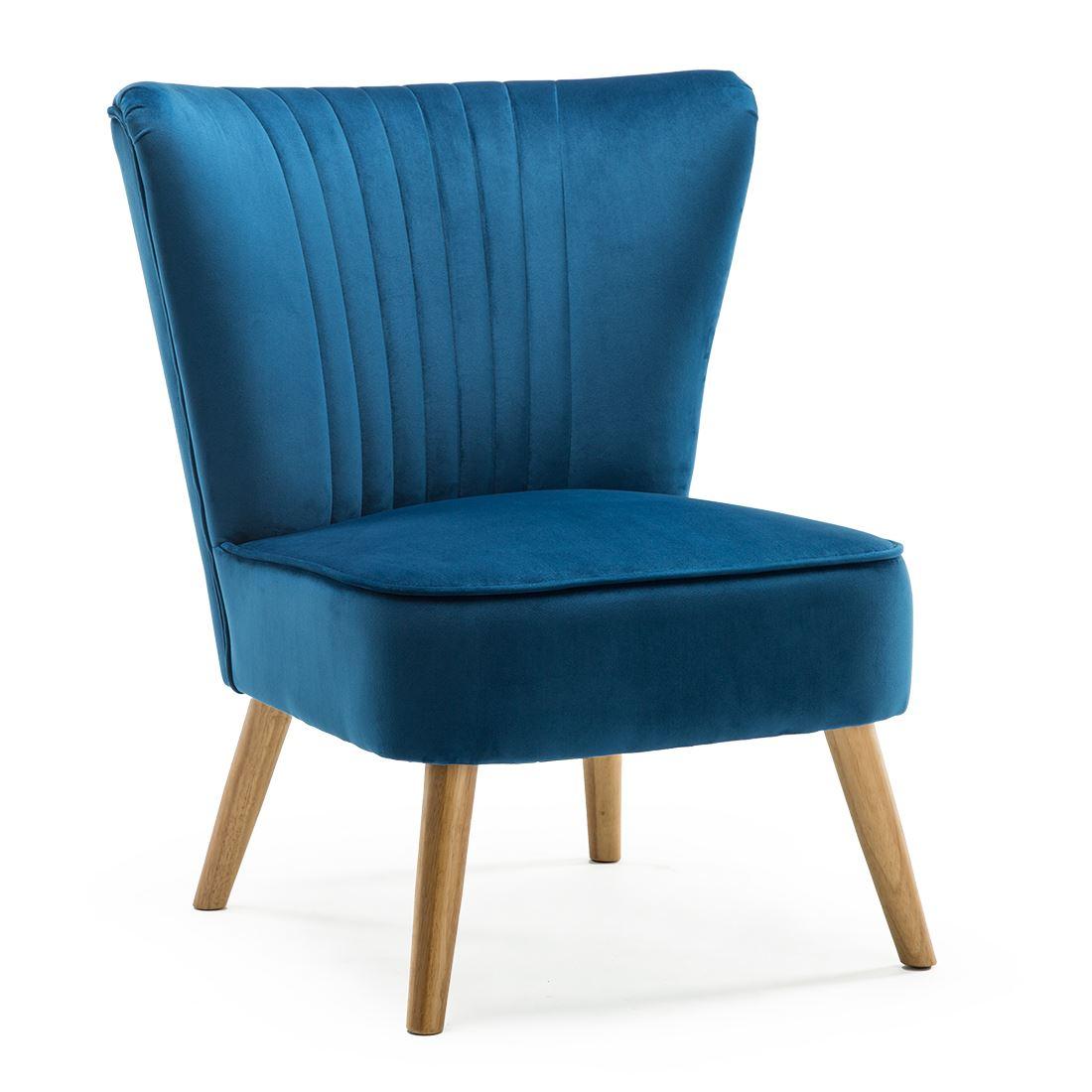 tub accent chair men s valet uk lyssa velvet retro occasional bedroom living room