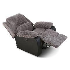 Electric Recliner Sofa Chair Motor Cleo Pet Loafer Large Postana Jumbo Cord Fabric Power Armchair