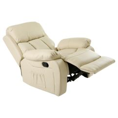 Heated Sofa Recliner Modern Beds Ny Italian Furniture Nyc Chester Leather Massage Chair Lounge