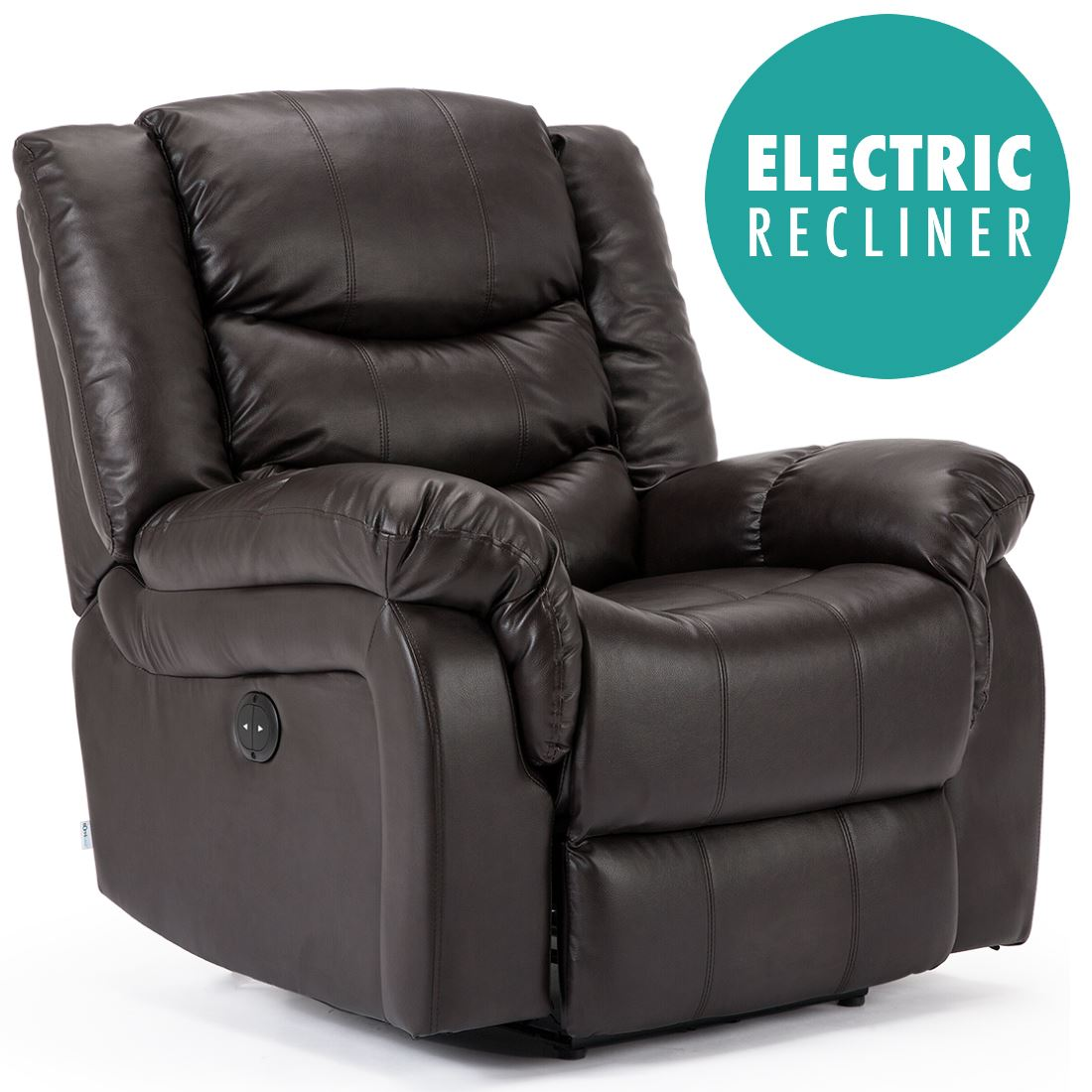 electric recliner sofa not working 3 seat slipcovers seattle leather auto armchair home