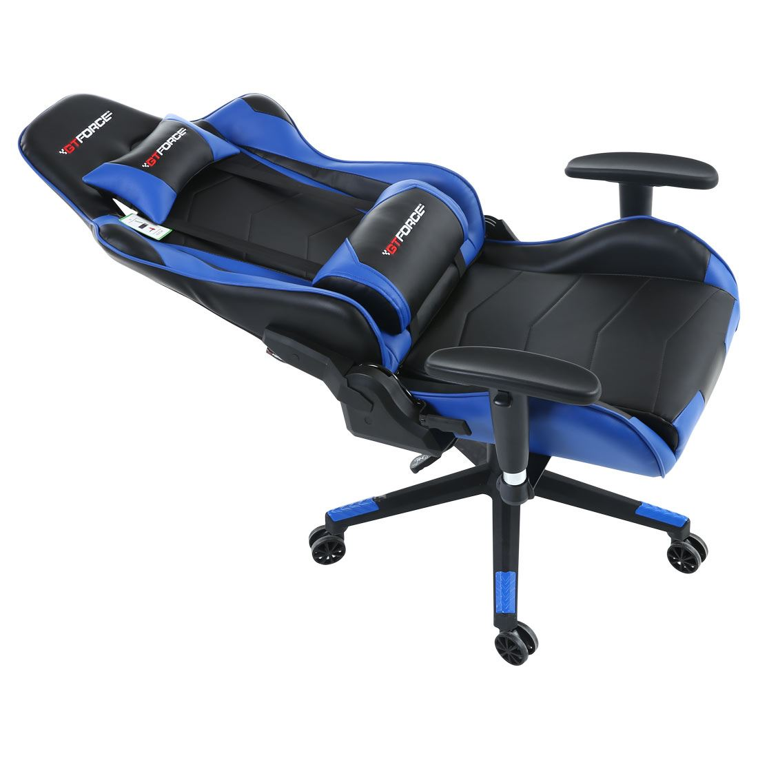 pro gaming chairs uk space saver high chair tray gtforce fx reclining sports racing office desk