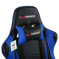Pro Gaming Chairs Uk Heavy Duty Dining Gtforce Fx Reclining Sports Racing Office Desk