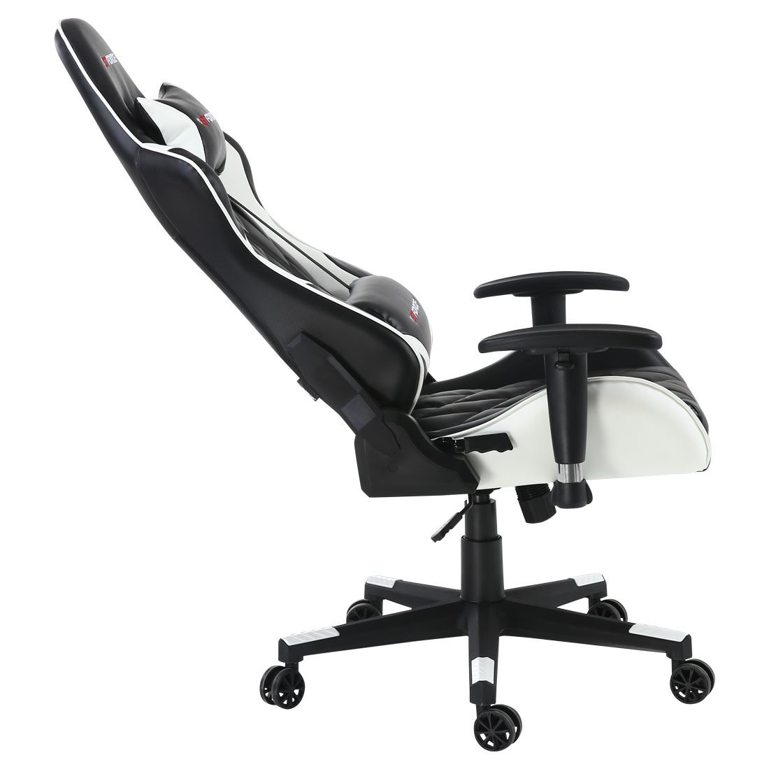 reclining gaming chair ergonomic mauritius gtforce pro gt sports racing office desk