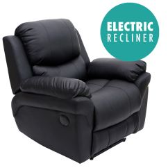 Electric Recliner Leather Sofas Uk Single Bench Cushion Sofa Madison Auto Armchair Home