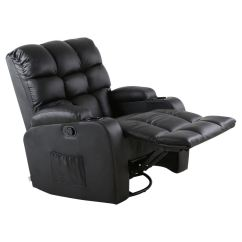 Swivel Chair Regal Monarch Double X Back Dining Chairs Leather Recliner Rocking Massage Heated