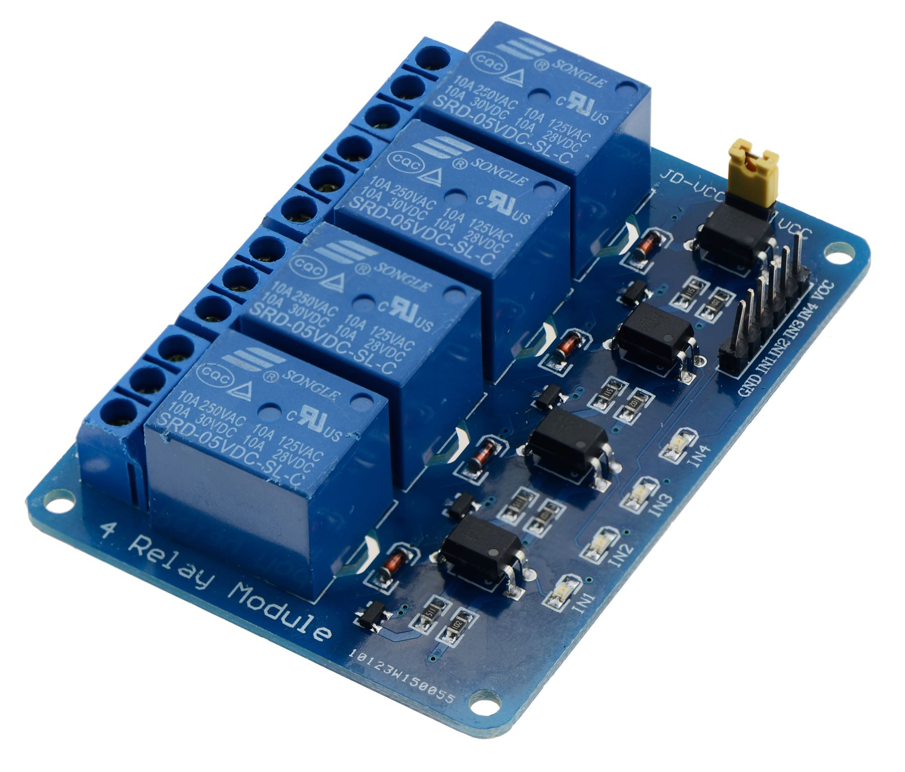 Relay Board Arduino Ebay
