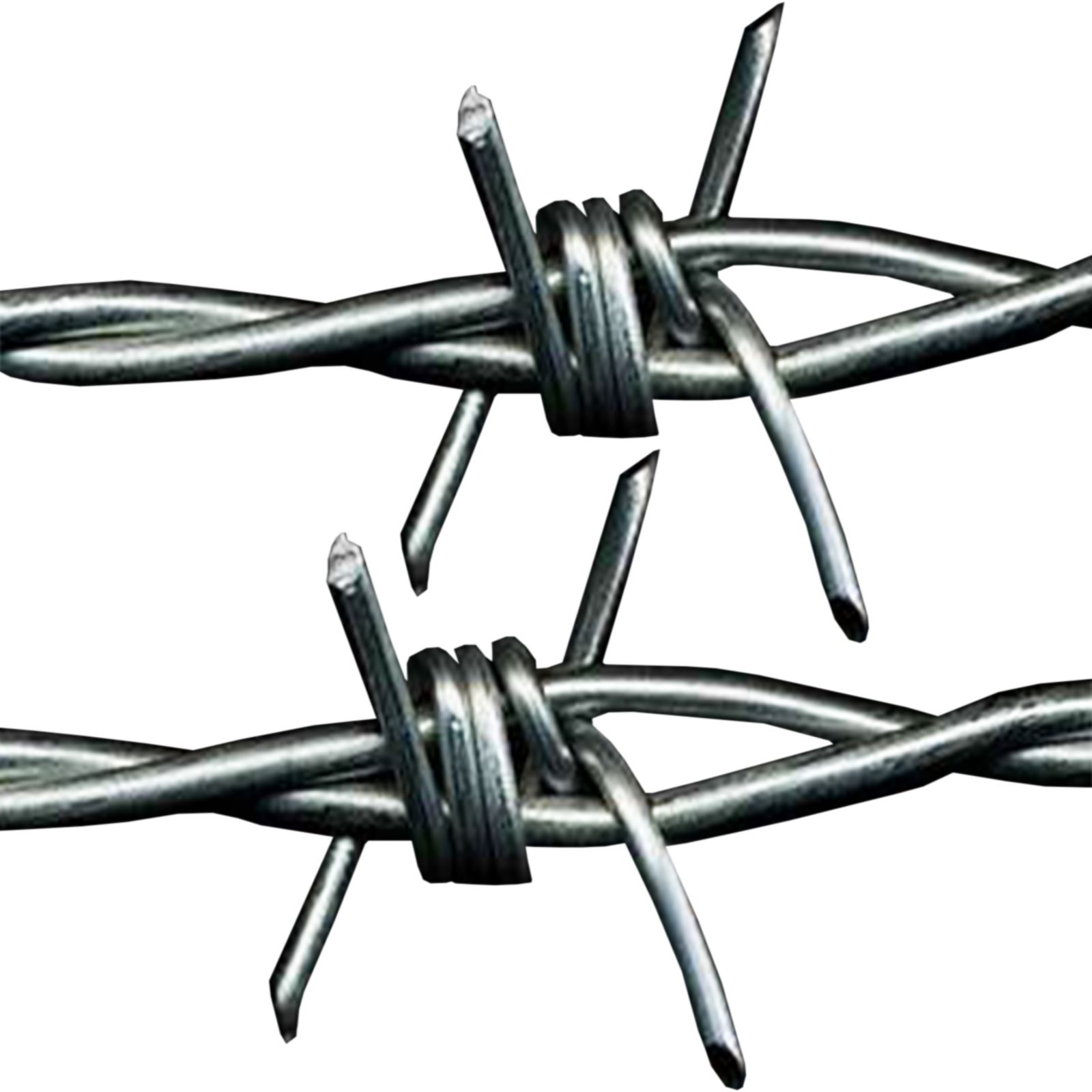 30m X 1 6mm Barbed Wire Galvanised Steel Barbed Wire In Carry Tub 30metre 100ft
