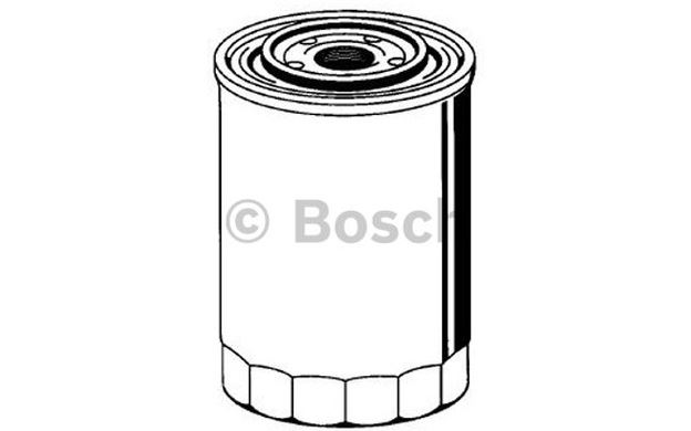 BOSCH Oil Filter for RENAULT MEGANE SCÉNIC CLIO 19 NISSAN