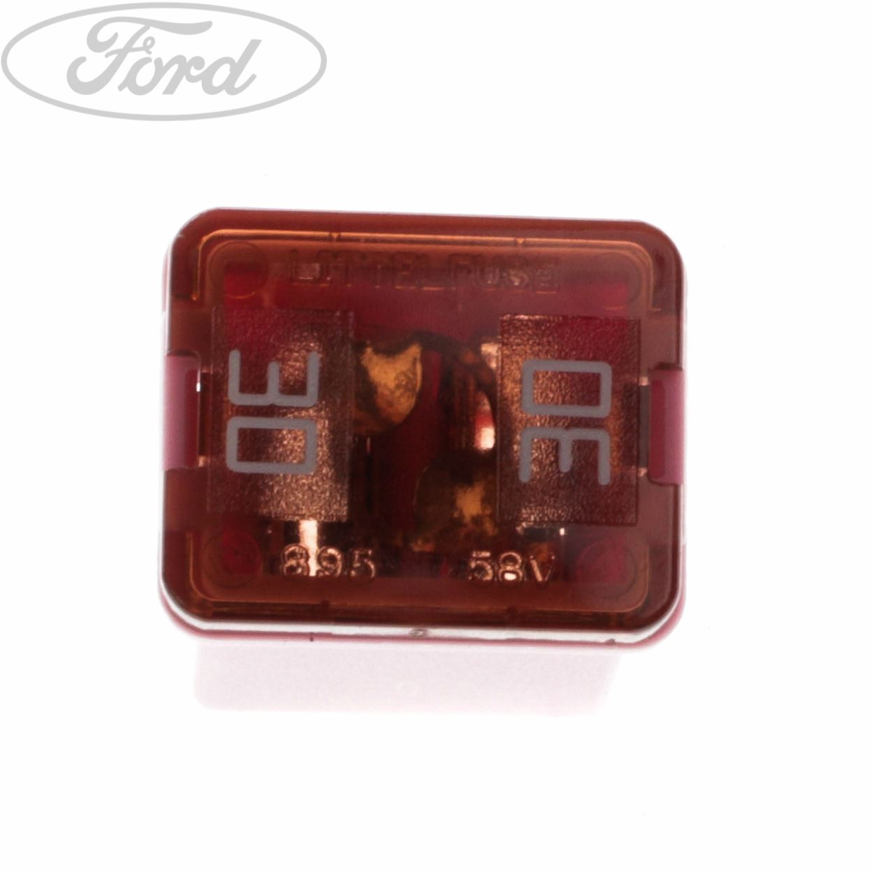 hight resolution of details about genuine ford c max mondeo galaxy s max focus circuit breaker 30 amp fuse 4780766
