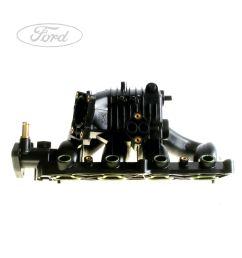genuine ford scorpio transit mk6 2 3 fuel inlet manifold 145 bhp 1024327 [ 1800 x 1800 Pixel ]