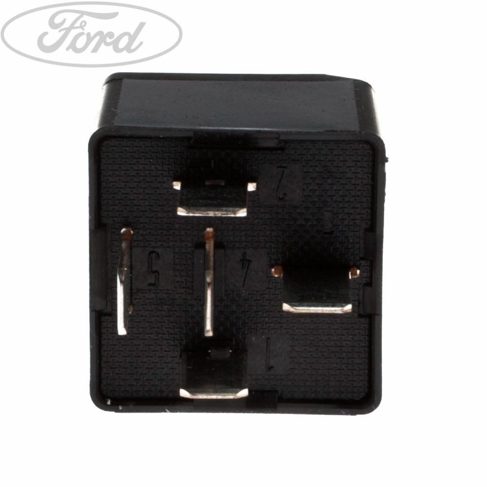 medium resolution of details about genuine ford air conditioner junction box relay 40 amp 1425753