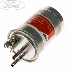 details about genuine ford focus mk1 fiesta mk4 1 8 tdci motorcraft diesel fuel filter 2042989 [ 1800 x 1800 Pixel ]