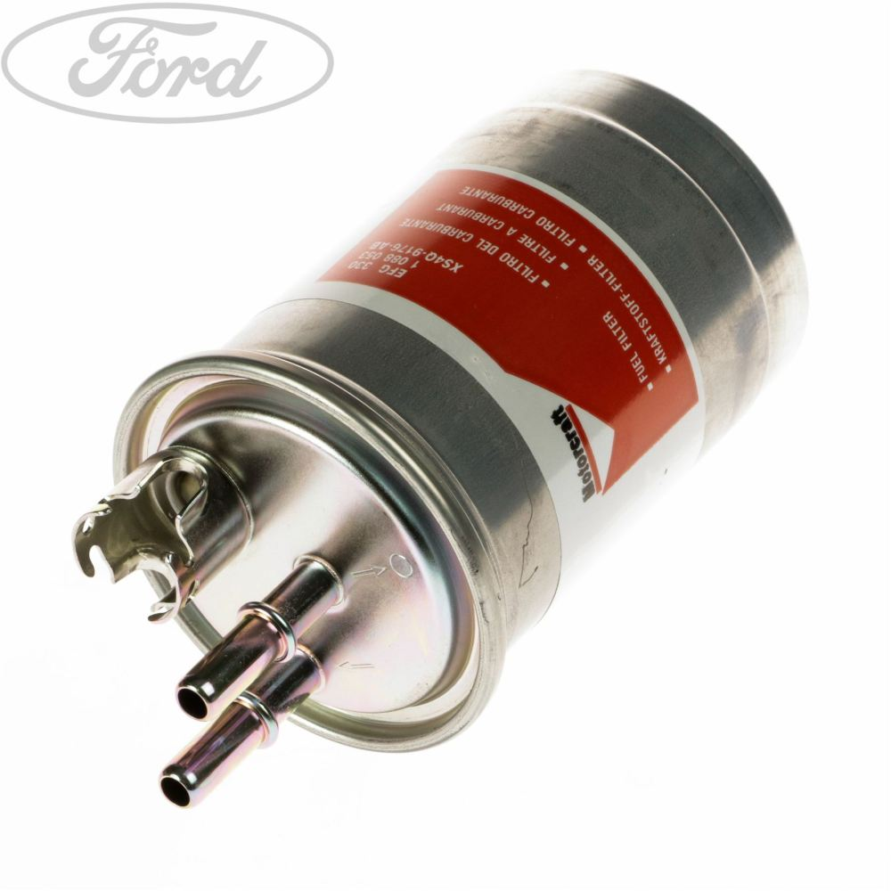medium resolution of details about genuine ford focus mk1 fiesta mk4 1 8 tdci motorcraft diesel fuel filter 2042989