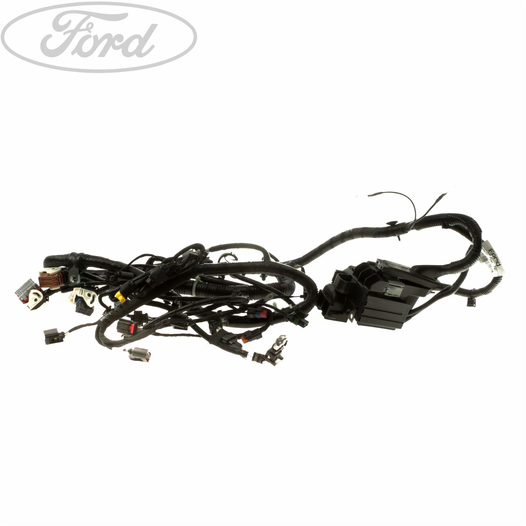 Genuine Ford S-Max Mondeo MK4 Galaxy Engine Transmission