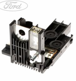 details about genuine ford fiesta mk7 fuse junction panel 1520976 [ 1800 x 1800 Pixel ]