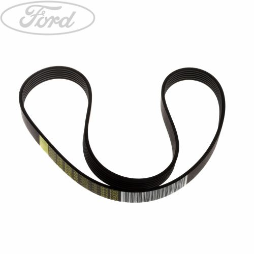 small resolution of details about genuine ford focus mk1 fiesta mk6 fusion drive belt kit 1843766