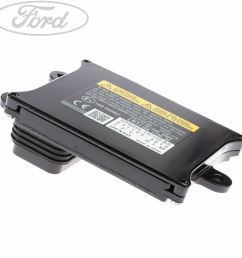 details about genuine ford focus mk2 headlight headlamp ballast assembly 1324264 [ 1800 x 1800 Pixel ]