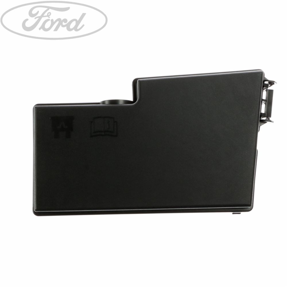 medium resolution of details about genuine ford focus mk2 focus c max additional fuse box cover 1428545