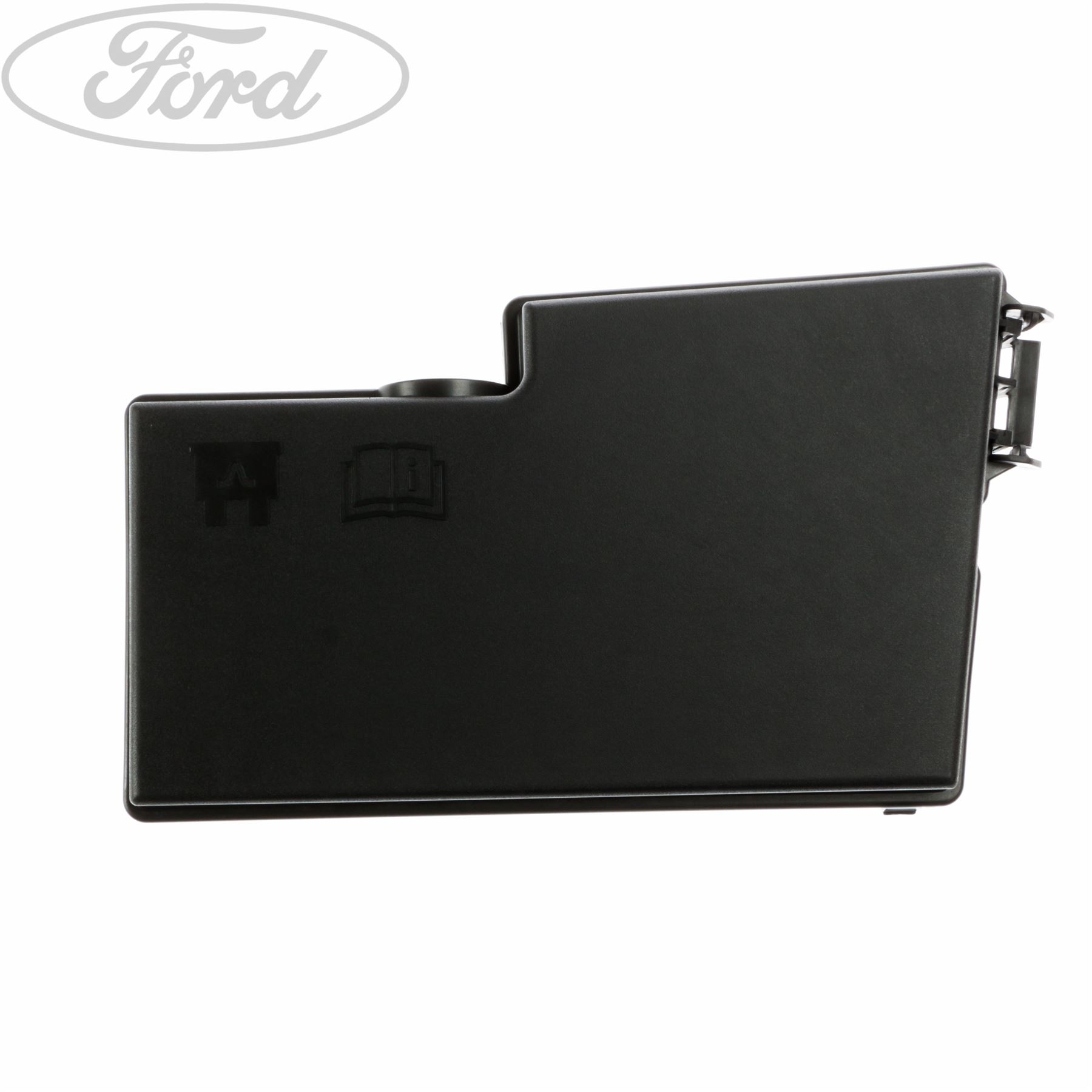 hight resolution of genuine ford focus mk2 focus c max additional fuse box cover 1428545