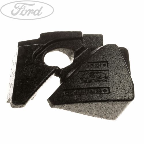 small resolution of details about genuine ford focus mk3 o s front bumper filler panel trim 1704482