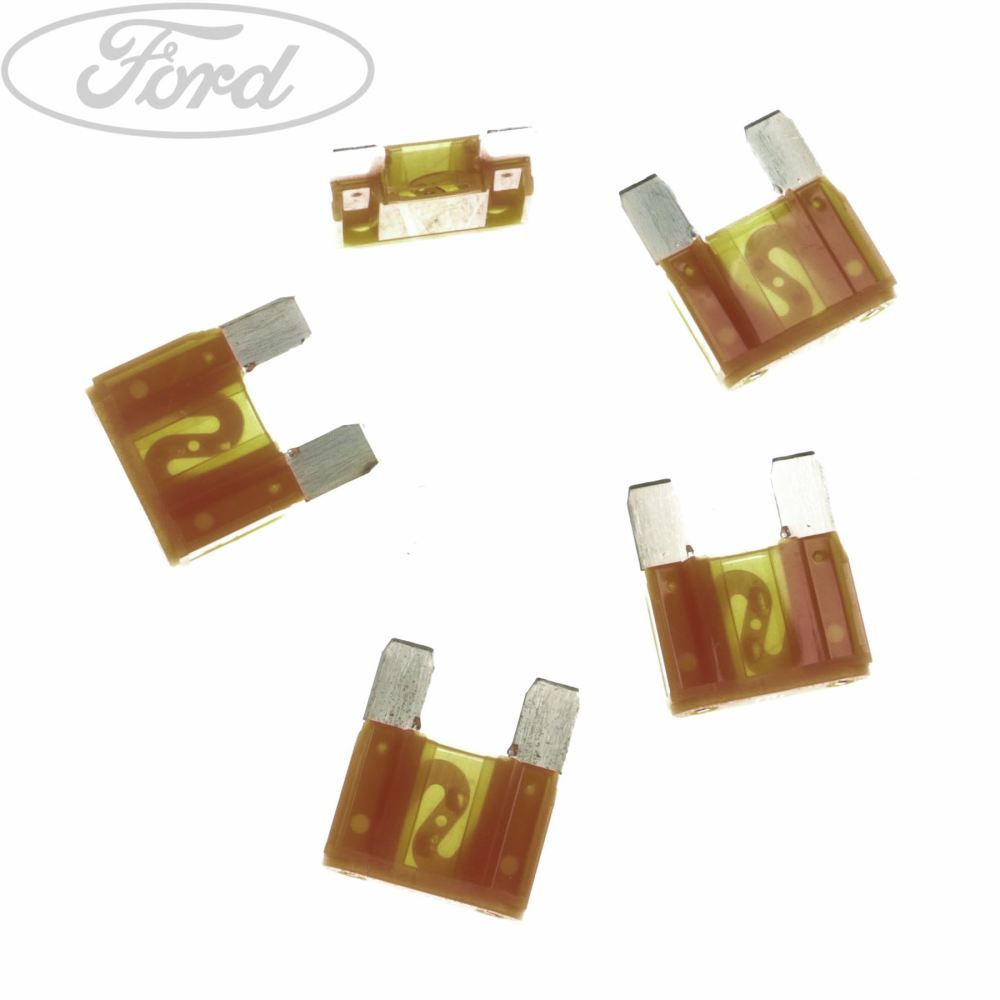 medium resolution of details about genuine ford fiesta mk5 focus mk1 transit mk6 40 amp blade fuse 3723836