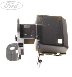 details about genuine ford fiesta mk7 fuse box cover 1857520 [ 1800 x 1800 Pixel ]