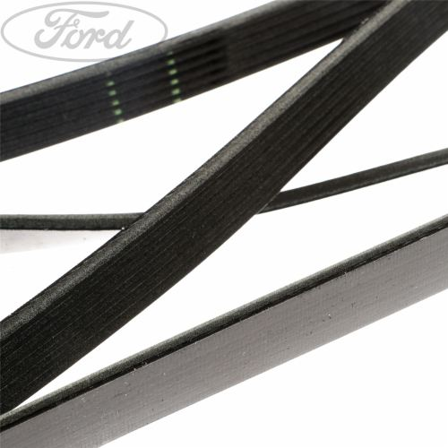 small resolution of genuine ford focus mk1 zetec s 16v auxiliary drive v belt with air con 1137008
