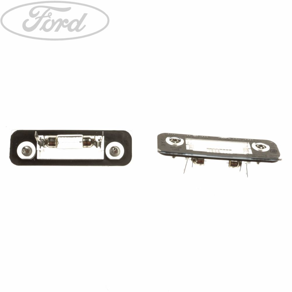 medium resolution of details about genuine ford mondeo mk1 mk2 fiesta mk6 fusion number plate light lamp 1332916