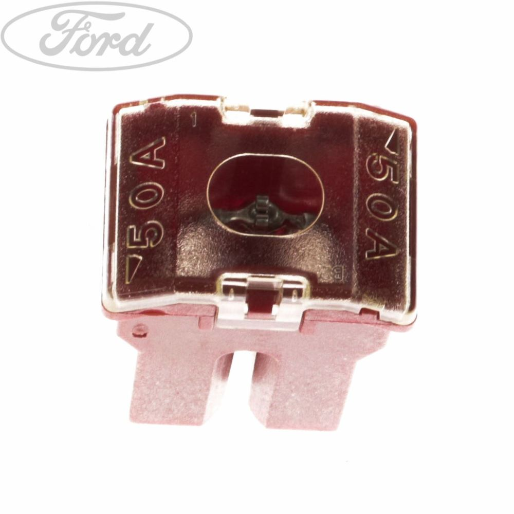 medium resolution of details about genuine ford escort orion fiesta transit motorcraft 50 amp fuse 6484181