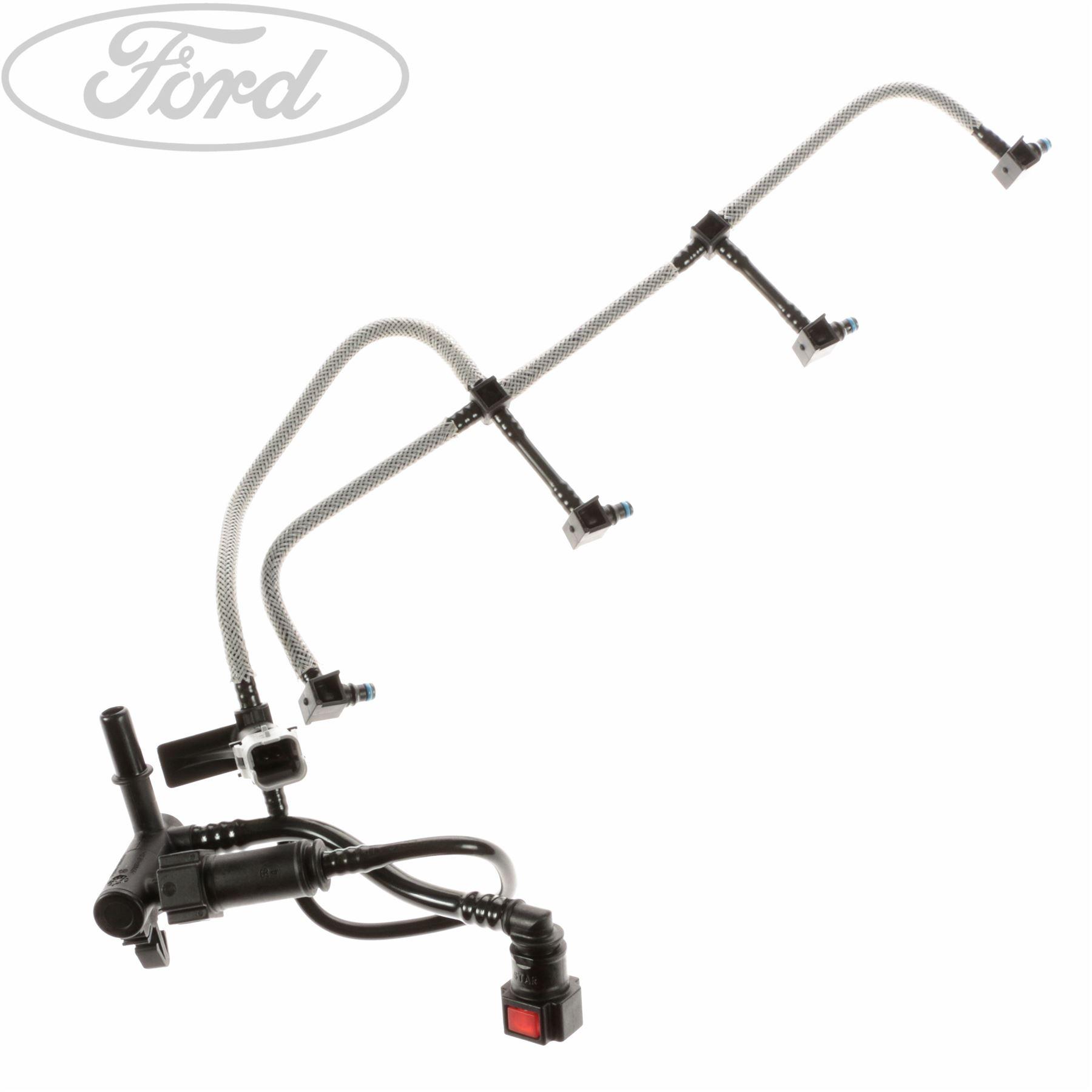 Genuine Ford Fuel Injector Pipe Repair Tube