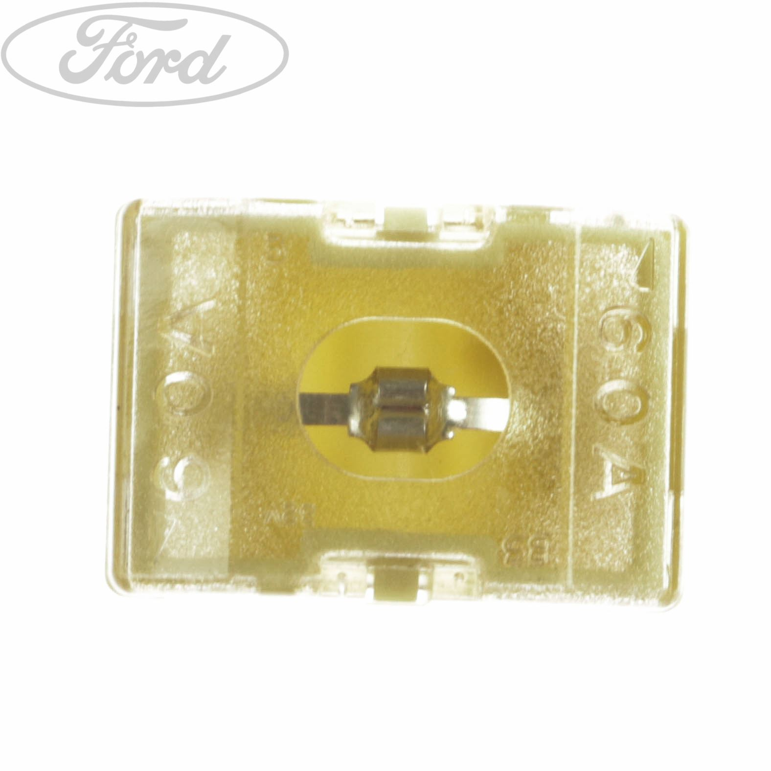 hight resolution of details about genuine ford escort orion sierra fiesta transit motorcraft 60 amp fuse 6509686