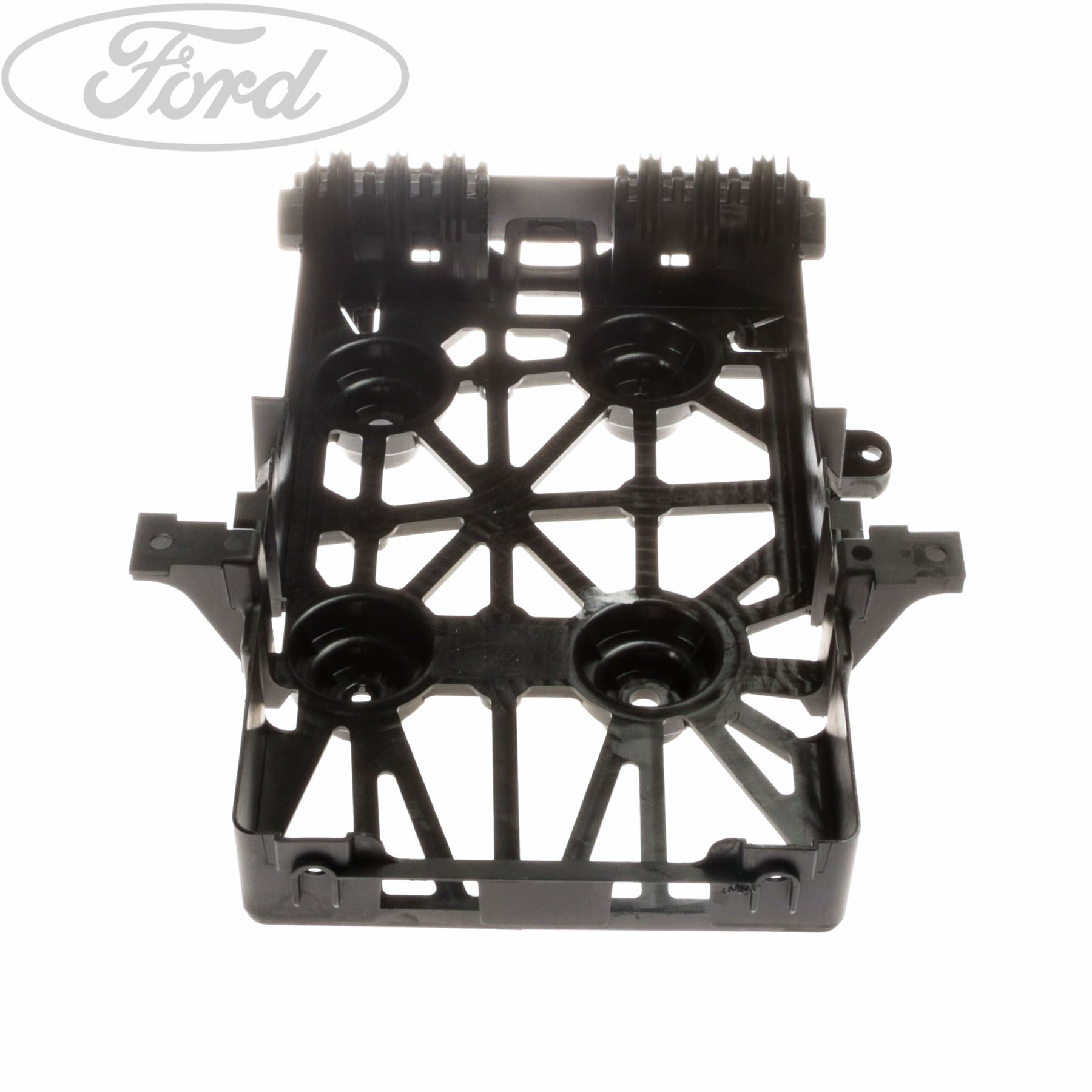 hight resolution of details about genuine ford transit mk 7 fuse box bracket 1434704