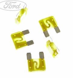 details about genuine ford focus mk1 maxi 20 amp fuse 3359662 [ 1800 x 1800 Pixel ]
