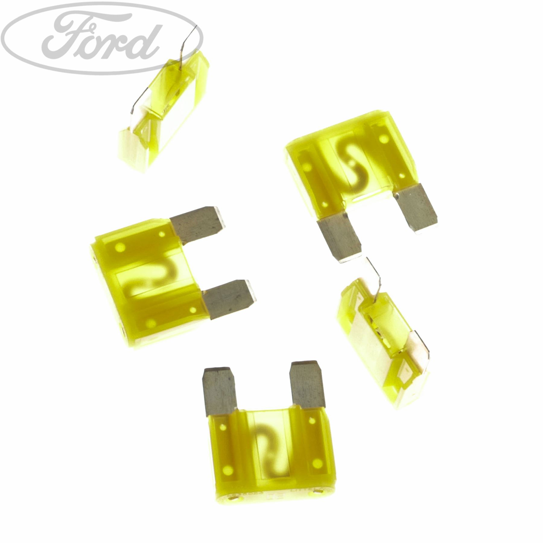 hight resolution of details about genuine ford focus mk1 maxi 20 amp fuse 3359662
