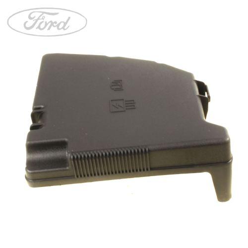 small resolution of genuine ford fiesta mk7 fuse box cover 1515045