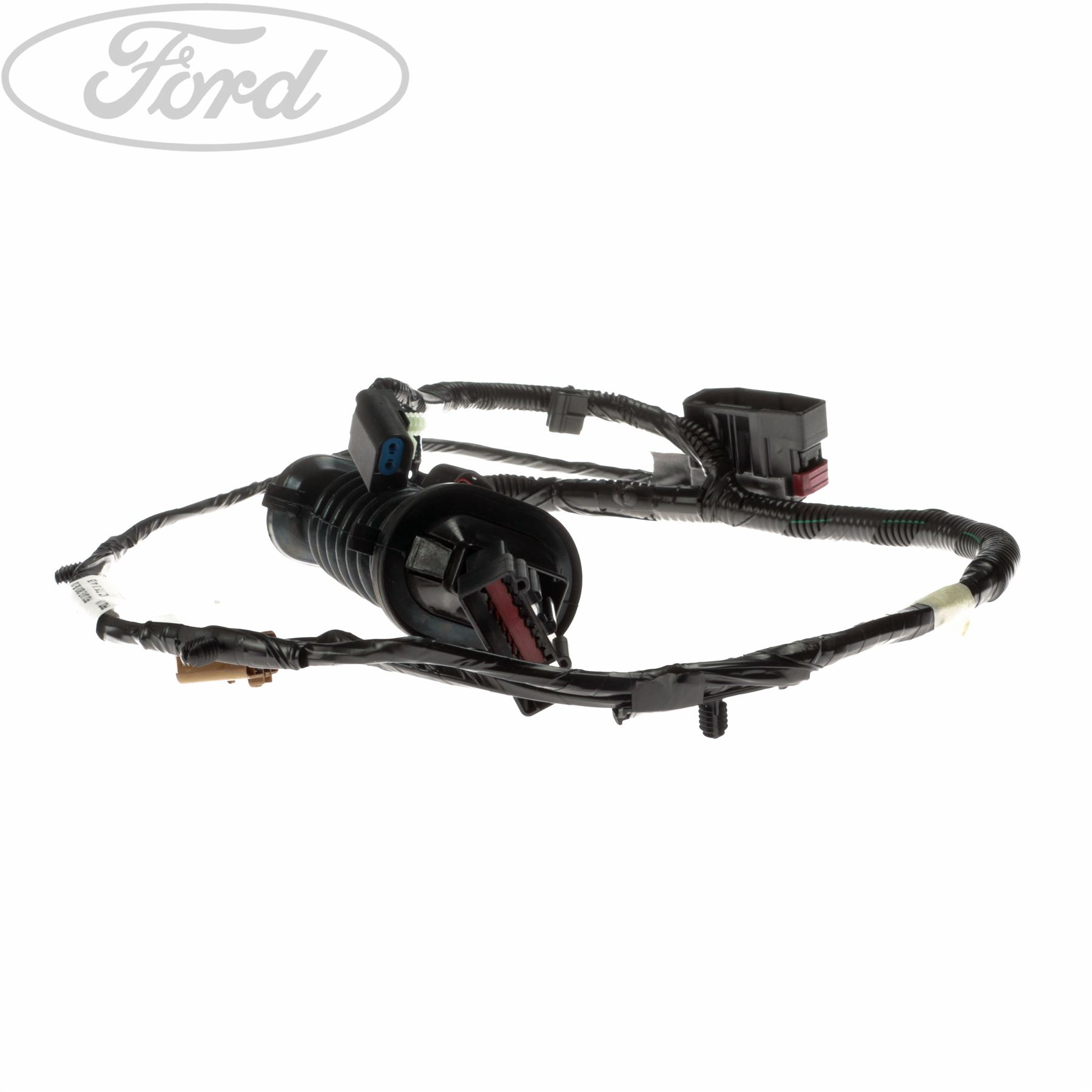 hight resolution of details about genuine ford transit mk 7 front passenger door locking system wiring 1521543