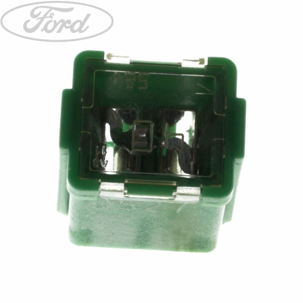 medium resolution of details about genuine ford fiesta mk7 40 amp fuse 4655704