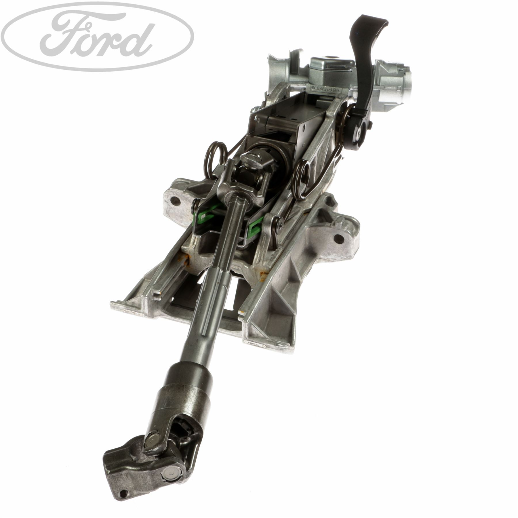 hight resolution of details about genuine ford steering column assembly 1871979