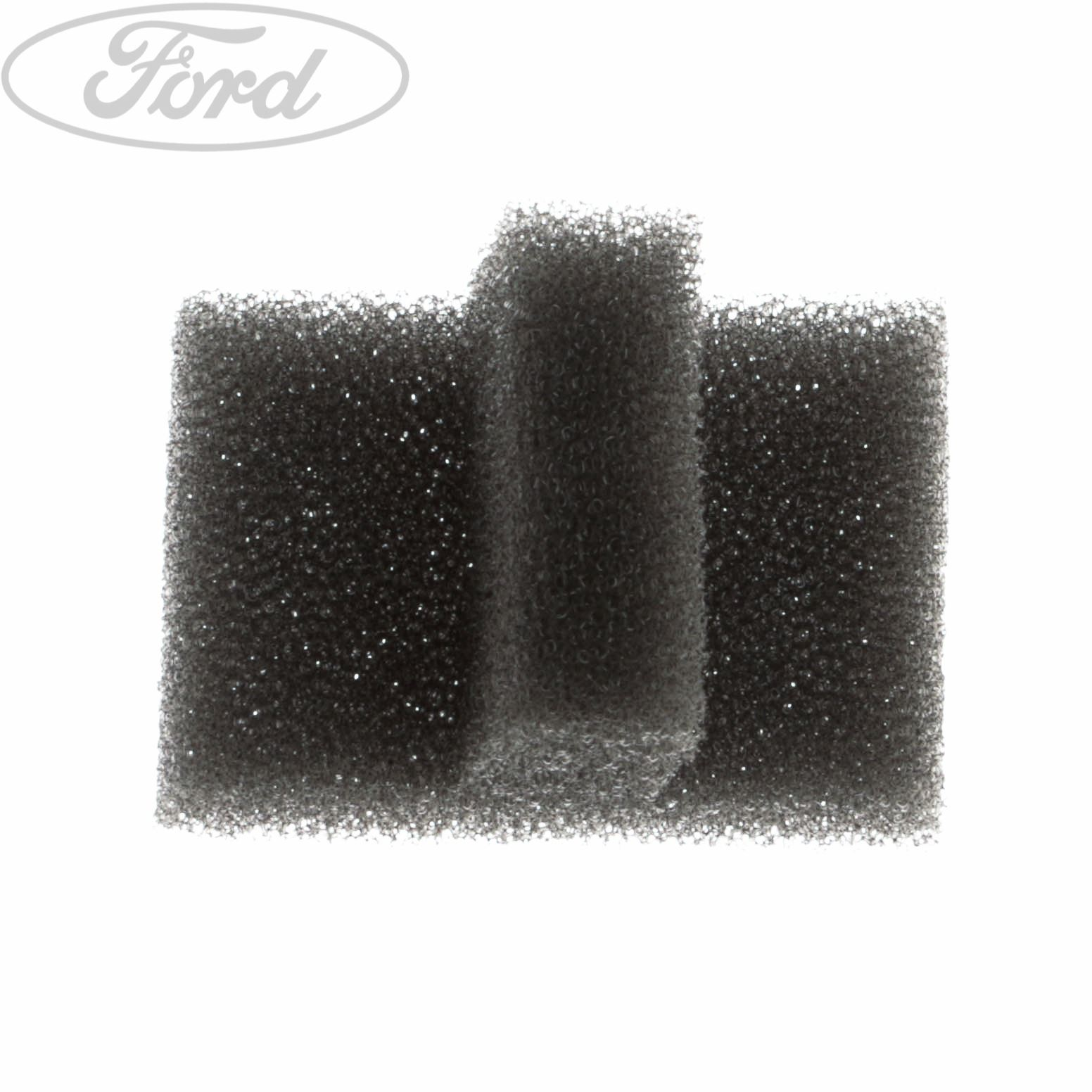 hight resolution of details about genuine ford fiesta mk7 mk8 b max zetec s air box filter pad 1541513