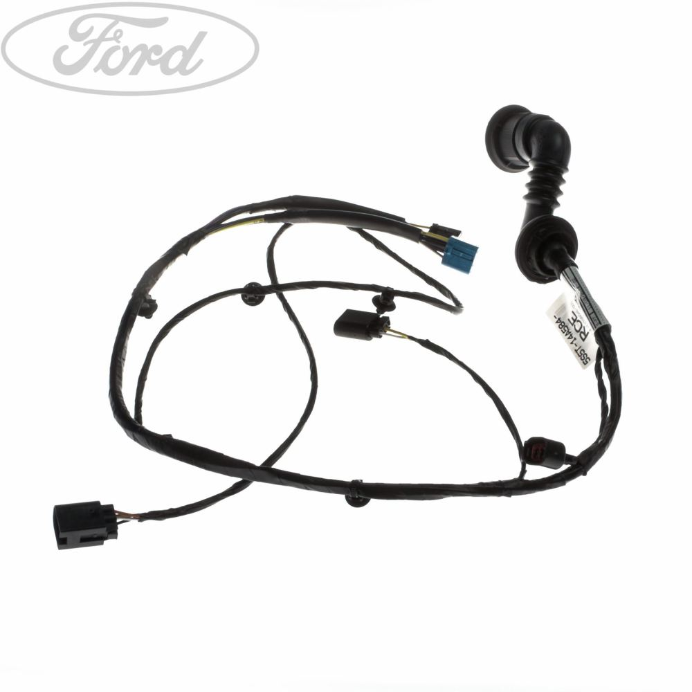 medium resolution of details about genuine ford ka mk1 front drivers door locking system wiring 1478707