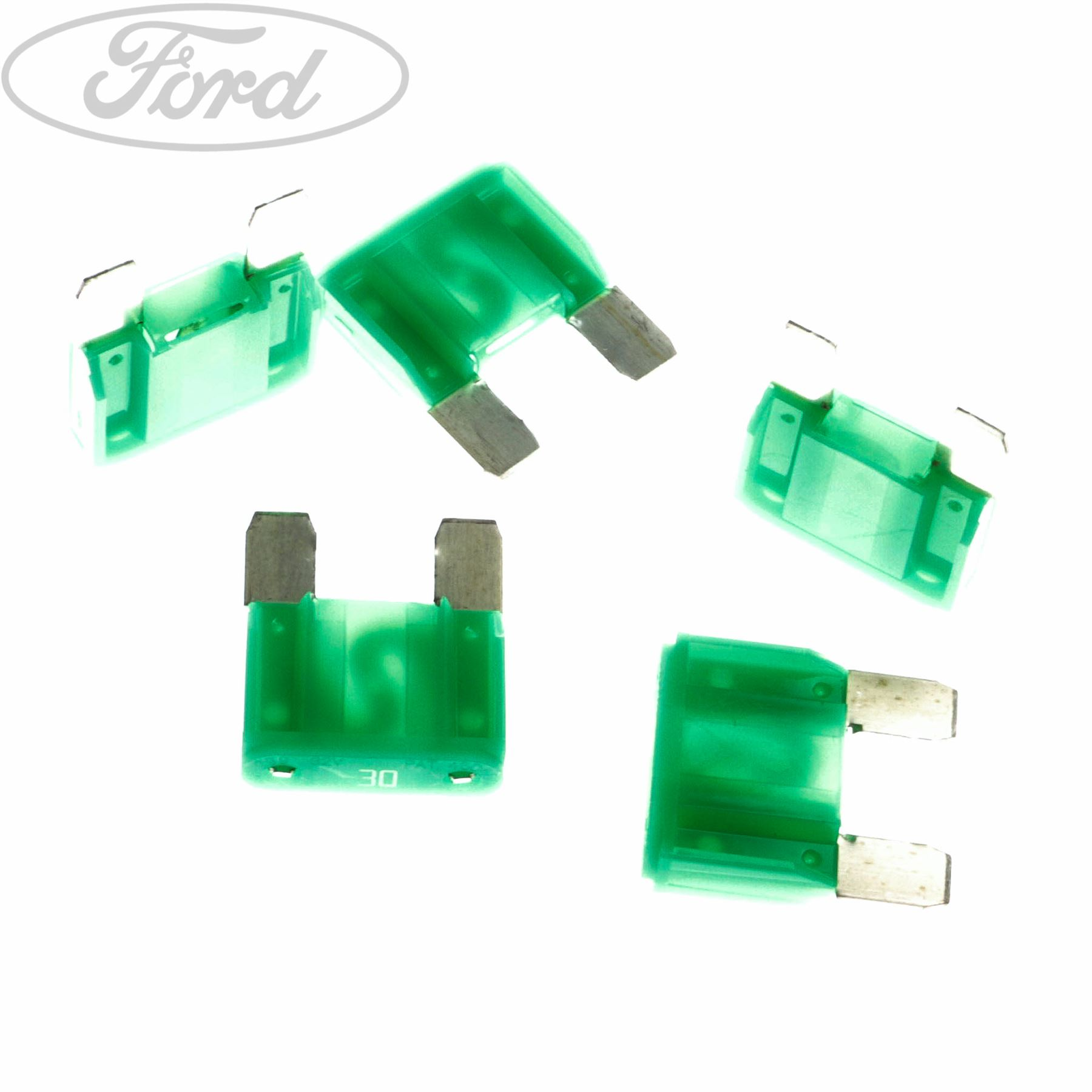 hight resolution of details about genuine ford focus mk1 maxi 30 amp fuse 3849960